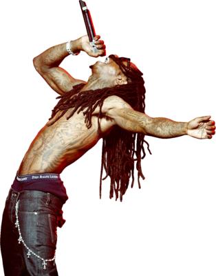 10 Lil Wayne PSD Images