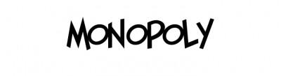 Monopoly Logo Font