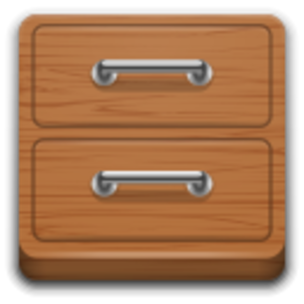 Online File Management Icons