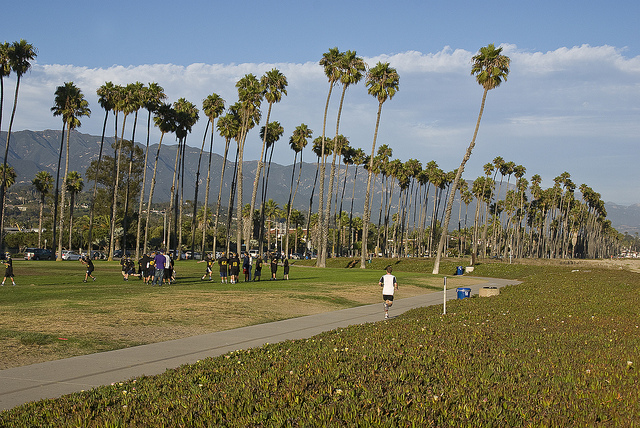Outdoor Activities Santa Barbara