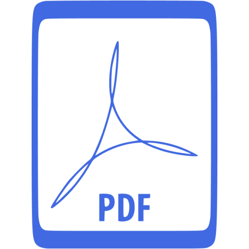 12 Download PDF File Icon Images
