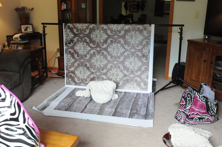 Photo Prop Floors and Backdrops