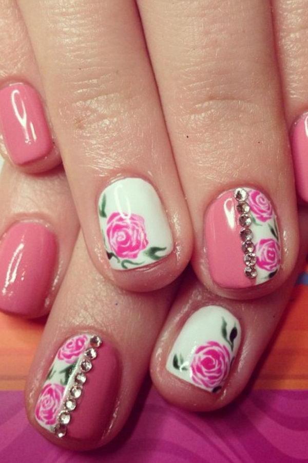 Pretty Shellac Nail Designs
