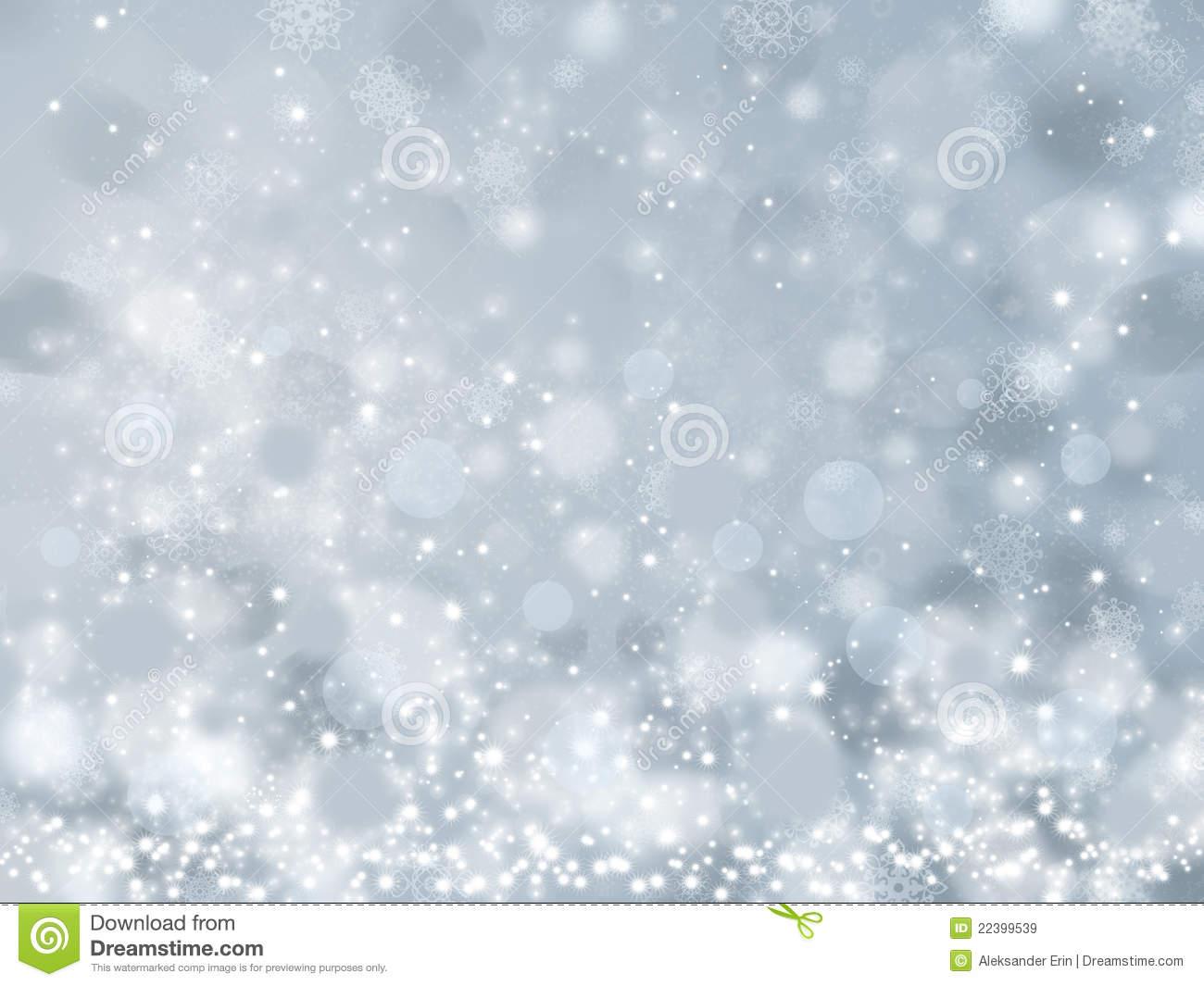 Royalty Free Christmas Snow