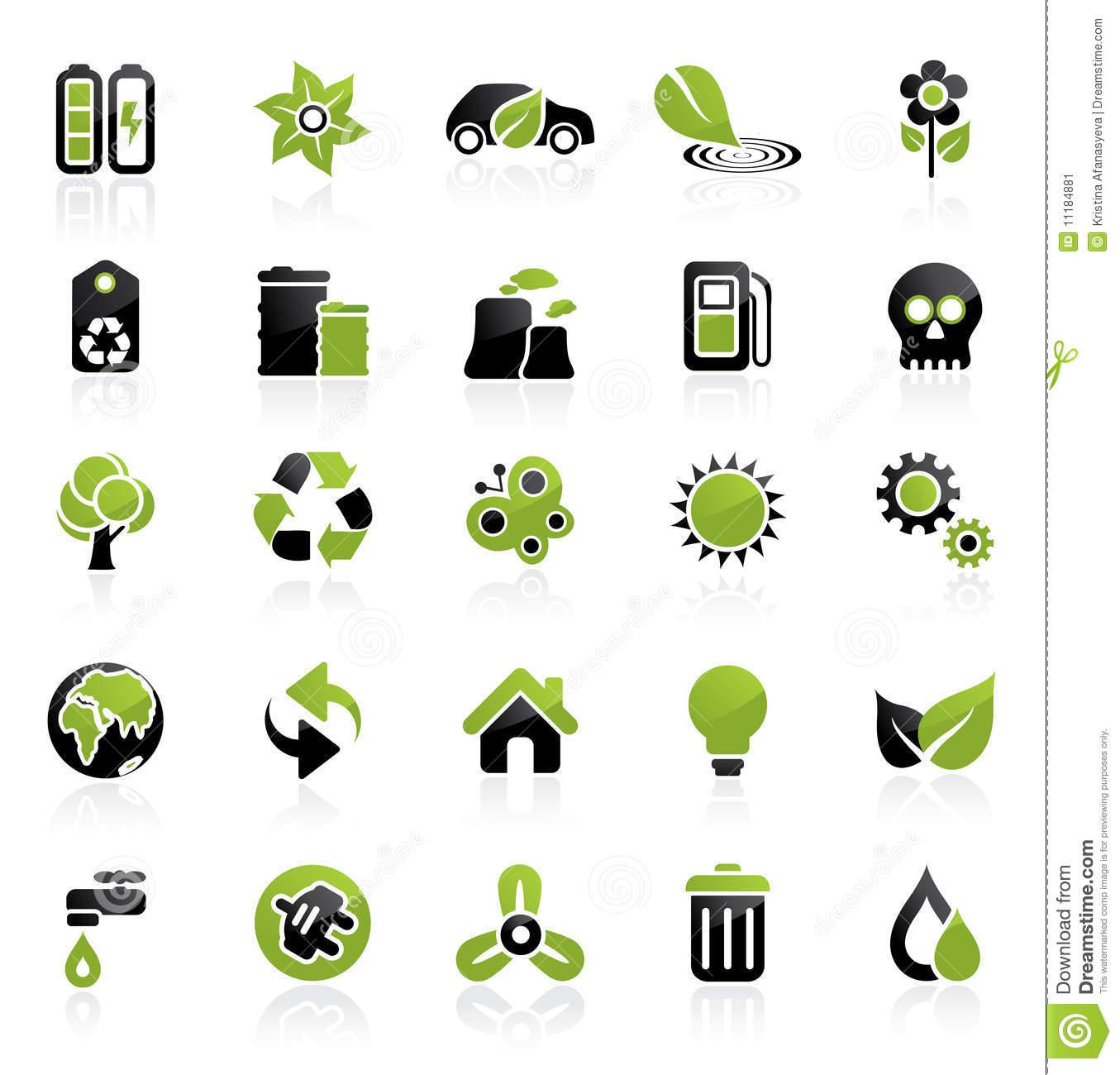 Set Environment Icon