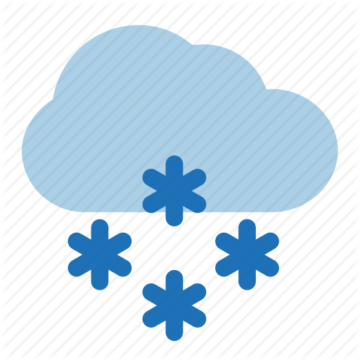 Snow Weather Icon