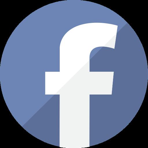 Social Media Circle Facebook Icon