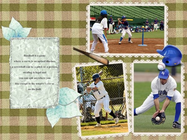 Sports Collage Templates Free
