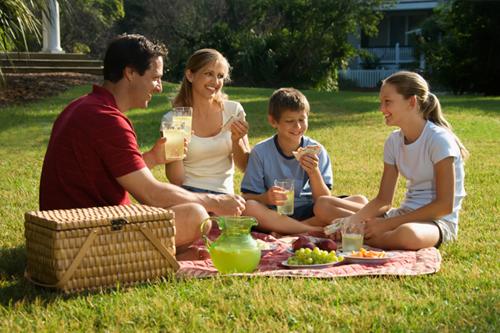 Spring Family Picnic
