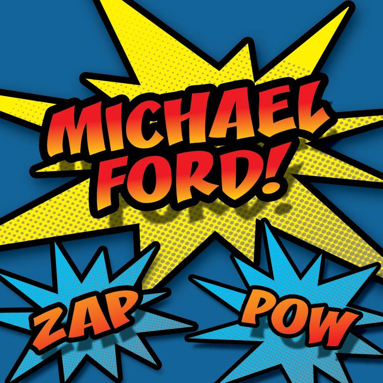 14 Free Superhero Font Images - Comic Fonts Free, Superhero Letter