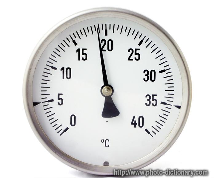 9 Temperature Gauge Icon Images