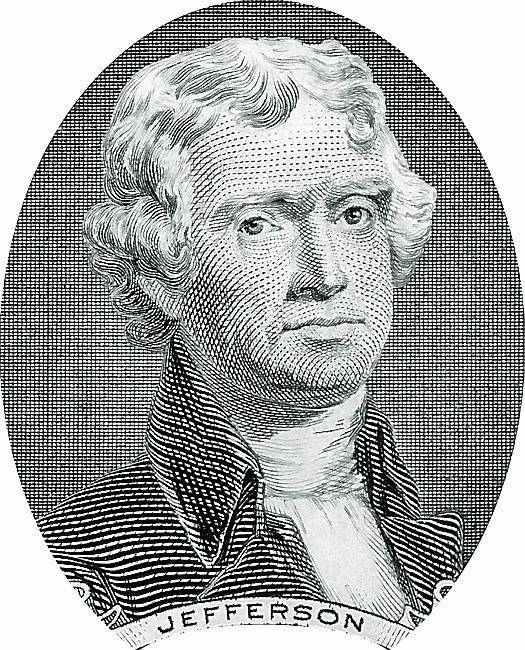 Thomas Jefferson History