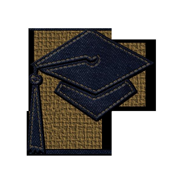 10 Blue Graduation Cap Icon Images - Graduation Cap Icon ...