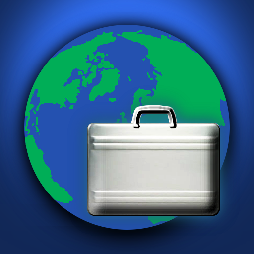 Travel and Expense Icon
