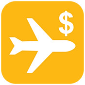 Travel and Expense Report Icon