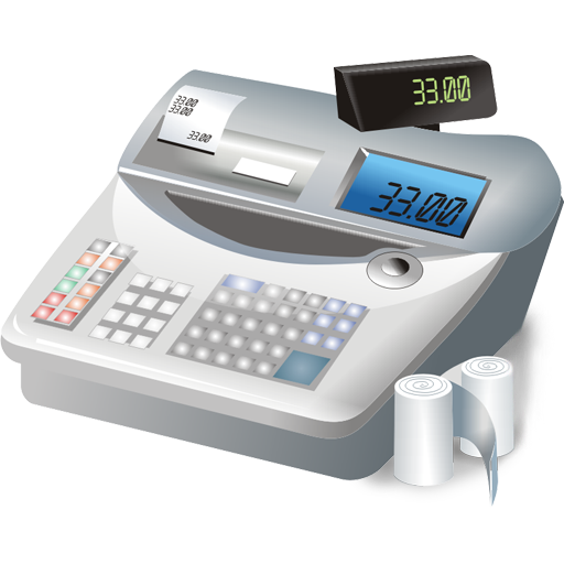 7 Cash Register Icon Images