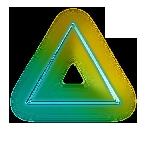 17 Triangle Temperature Icon Images