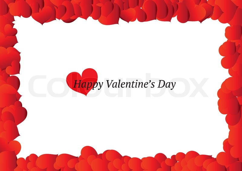 8 Valentines Day Frame Vector Images Valentines Day