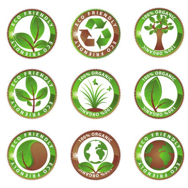 Vector Icon Environment Protection