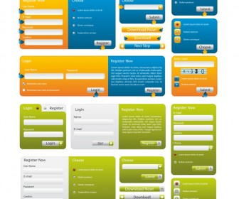 Web Form Templates