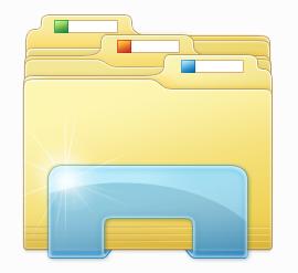 Windows 7 Libraries Folder Icon