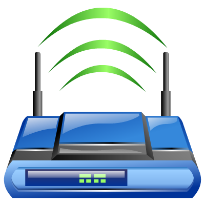 6 Wireless Router Icon Images