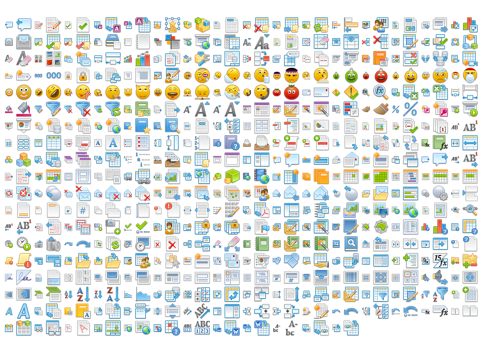 13 Free 16X16 Icons Images