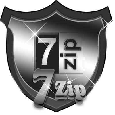 16 7- Zip Icon Images - 7-Zip Free Download, 7-Zip Icon and