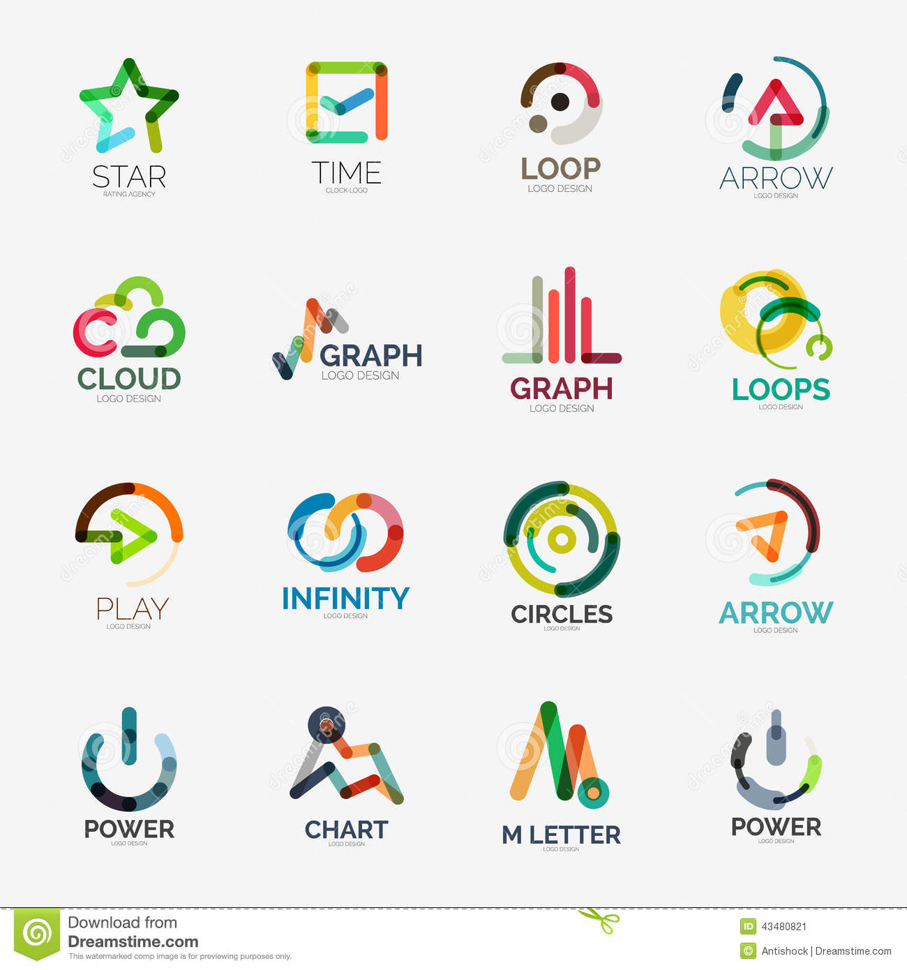 15 corporate logo vector images free company logo design