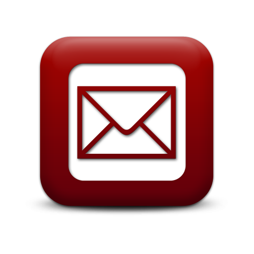 8 Email Envelope Icon Red Images
