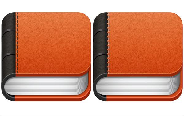 Book Cover Icon