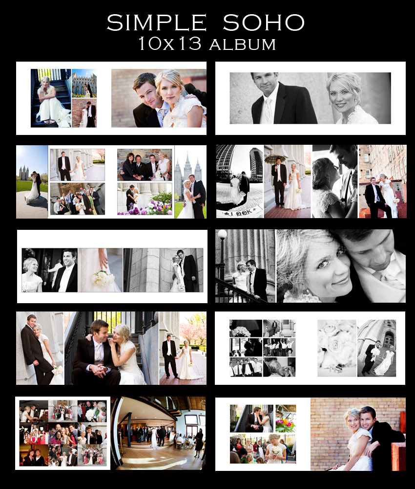 Wedding Album Design Software Digital Photography Free Download: 15 Free Wedding Album Layout Templates Images
