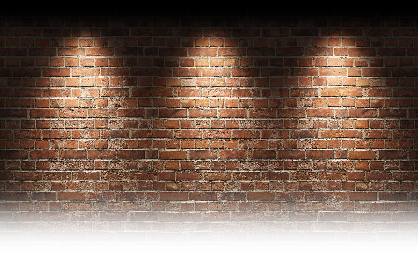 Brick Wall Lights