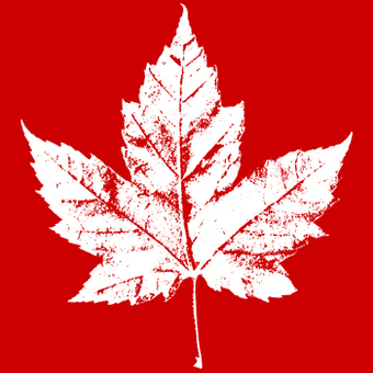 Canada Maple Leaf Shirt