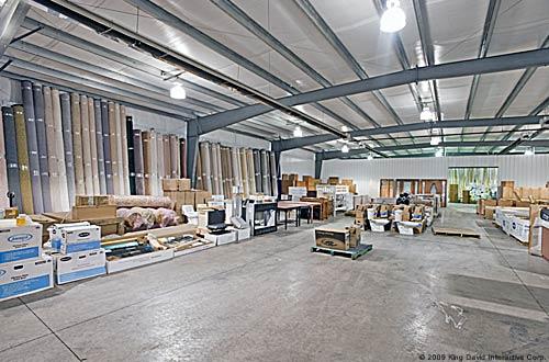Commercial Metal Storage Buildings