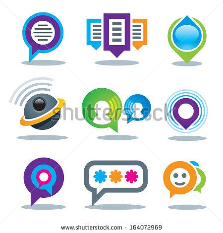 Communication People World Logo