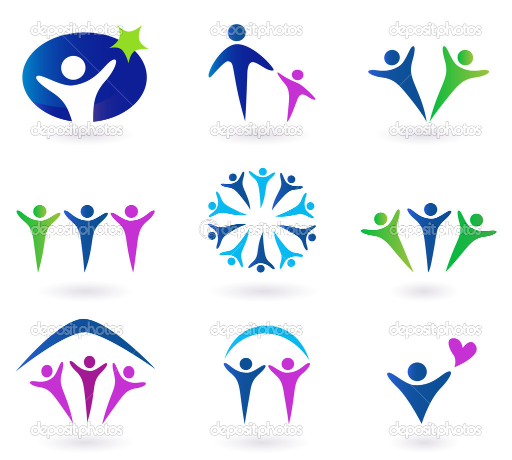 14 Community Service Icon People Images