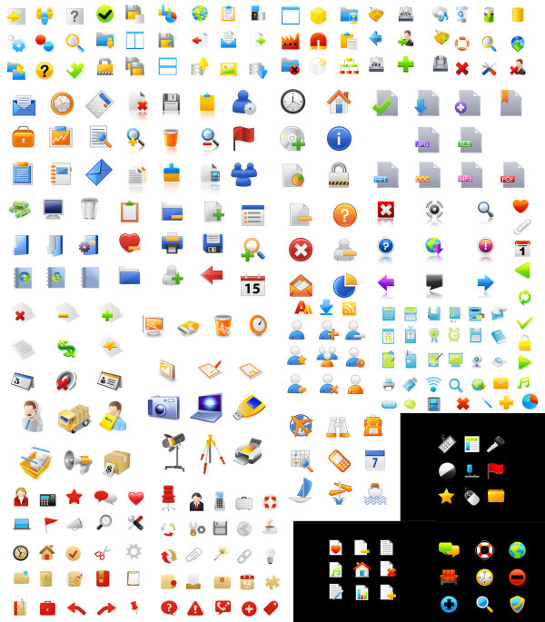 8 Computer Software Icons Images
