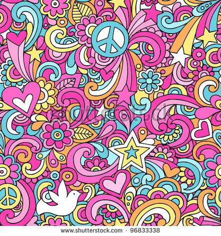Cool Psychedelic Design Patterns