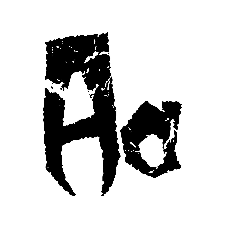 Creepy Letters Font