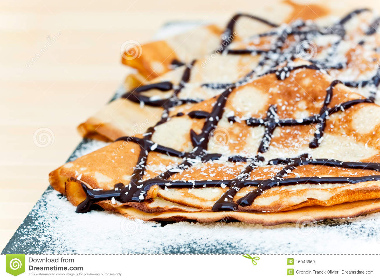 9 Stock Photos Royalty Free Crepes Images
