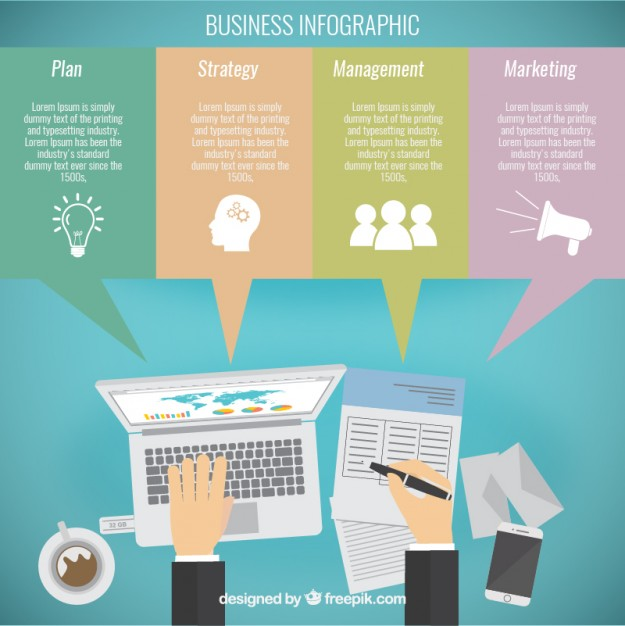 Download Free Business Infographics