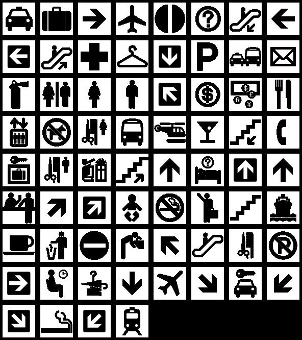 Free Pictogram Icons