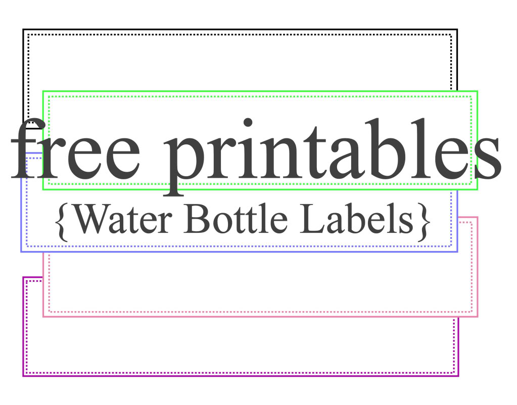 13 bottled water template psd images water bottle mockup for Free water bottle label template