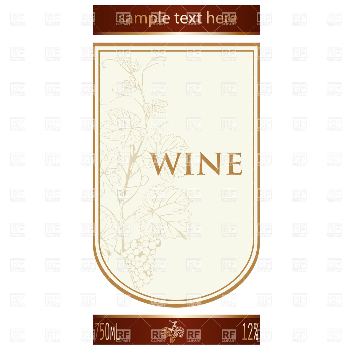 Free Wine Label Template Downloads