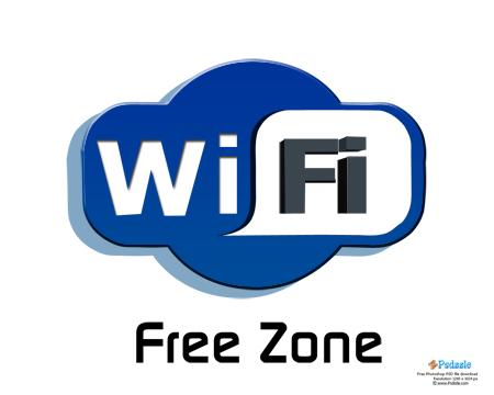 FreeWifi Logo Vector