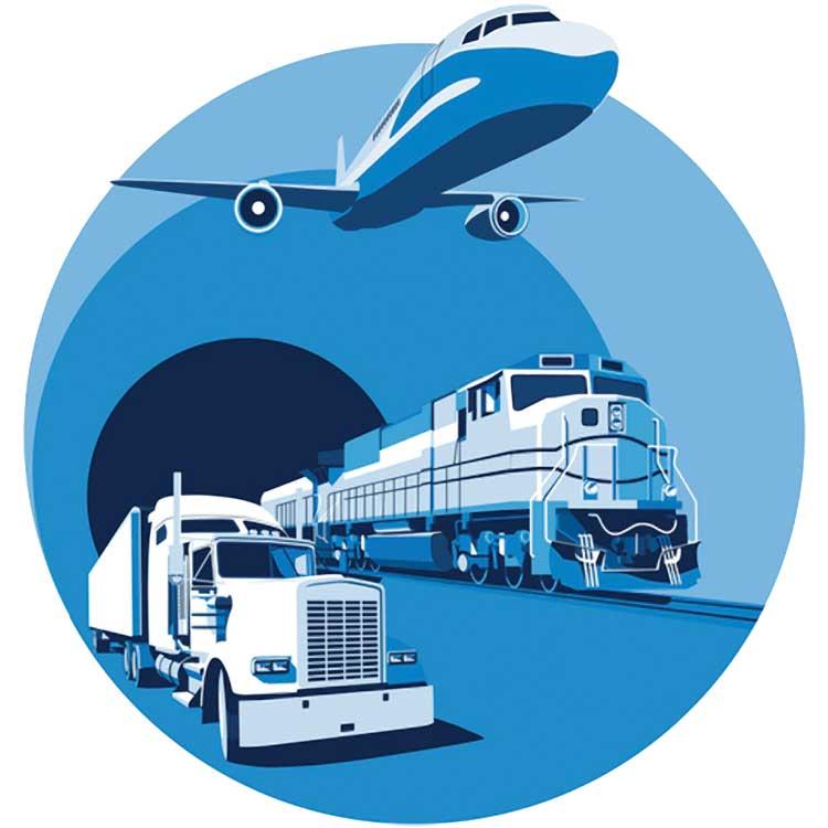 Future Transportation Icon
