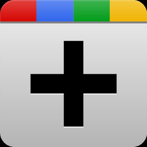 Google Plus Icon Grey