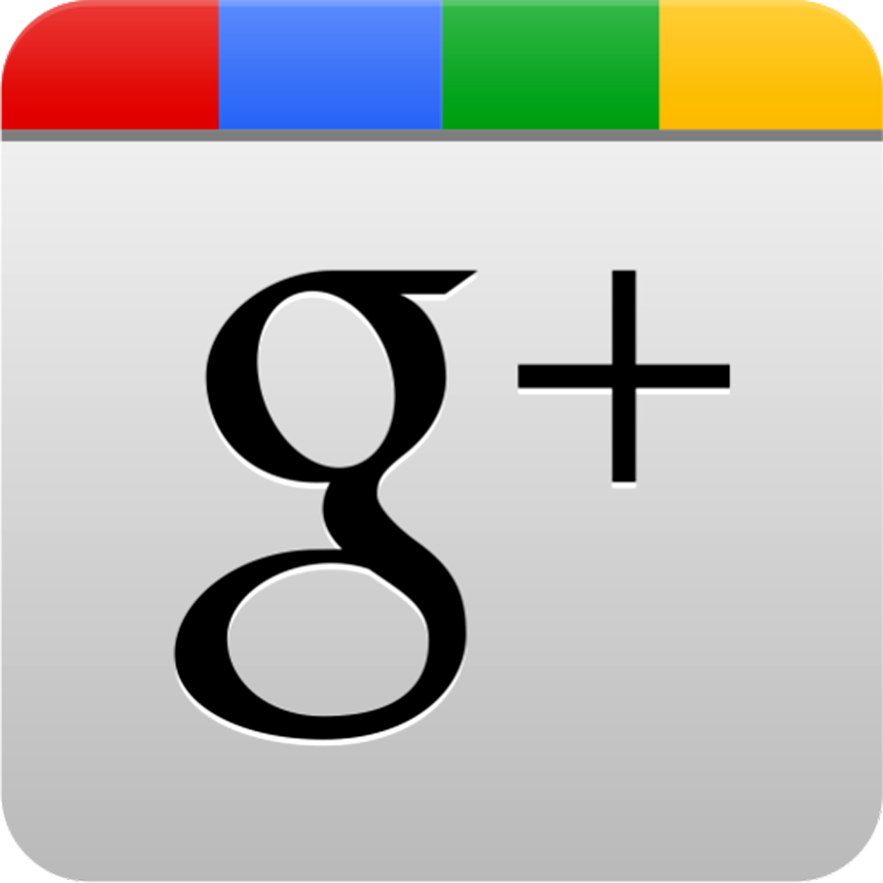 14 Google Plus Icon.png Gray Images
