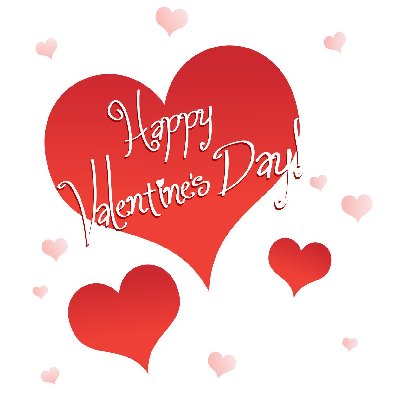 Happy Valentine Day Clip Art Free